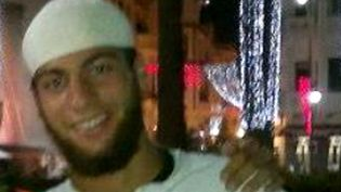 Photo non datée d'Ayoub El Khazzani, l'assaillant du Thalys. ( AFP )