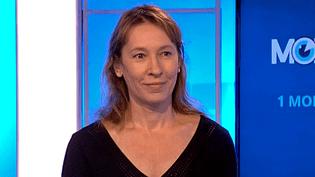Emmanuelle Bercot invitée sur le plateau de France 3 pour évoquer le Mobile Film Festival  (France 3 / Culturebox)