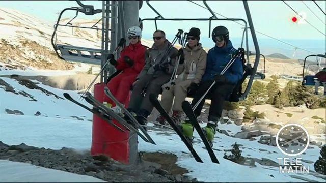 Tourisme : c'est parti pour la saison de ski