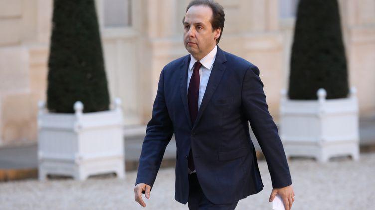 Jean-Christophe Lagardese félicite que l'audition du ministre de l'Intérieur, lundi, soitpublique. (LUDOVIC MARIN / AFP)