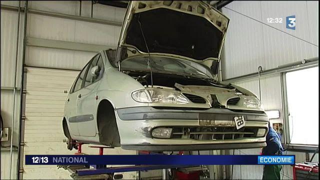 Automobile : nous pourrons bientôt réparer nos véhicules avec des pièces neuves ou des pièces d'occasion