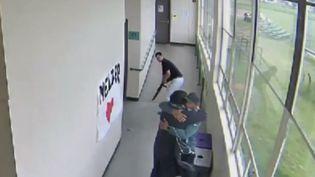 États-Unis : un enseignant empêche une fusillade à Portland (Courtesy Mult. co. da's Office)