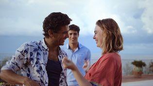 Salim Kechiouche et Shaïn Boumedine dansMektoub My Love : Intermezzo d'Abdellatif Kechiche (Pathé Distribution)