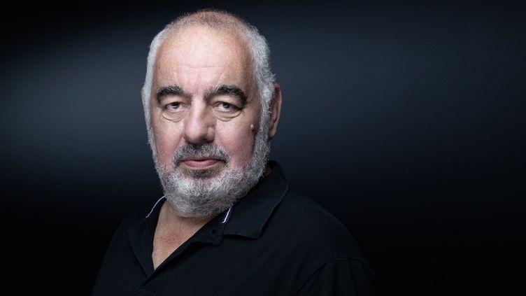 L'écrivain Philippe Jaenada, 25 août 2021 (JOEL SAGET / AFP)