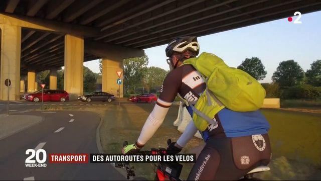 Transport : des autoroutes pour les vélos