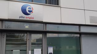 L'agence Pôle emploi à Villeneuve-d'Ascq (Nord); Photo d'illustration. (ODILE SENELLART / FRANCE-BLEU NORD)