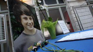 Alexandre Junca, 13 ans, mort à Pau en juin 2011. (MAXPPP)