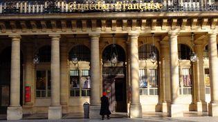 De nombreux acteurs de la Comédie Française ont signé l'appel des artistes aux élus et au gouvernement pour maintien du réseau culturel.  (Bruno Levesque / IP3 PRESS / MAXPPP)