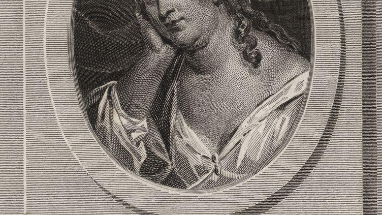 Un portrait de Madame de La Fayette (1634-1693). (AFP)