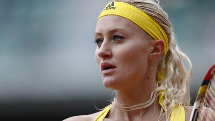 La Française Kristina Mladenovic éliminée lors du 2e tour à Roland Garros