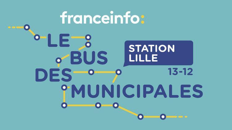 Le bus des municipales (FRANCEINFO)