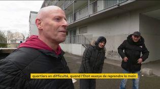 Un policier apprécié dans un quartier de Lille (FRANCEINFO)