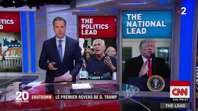 États-Unis : le premier revers de Donald Trump