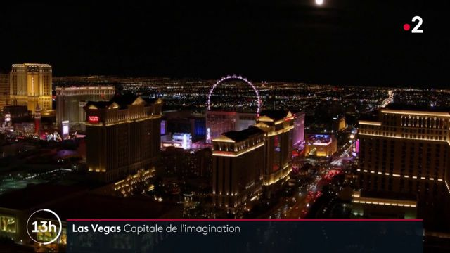 Feuilleton : Las Vegas, capitale de l'imagination (4/5)