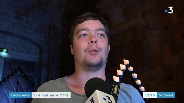 Découverte : une nuit sur le Mont Saint-Michel