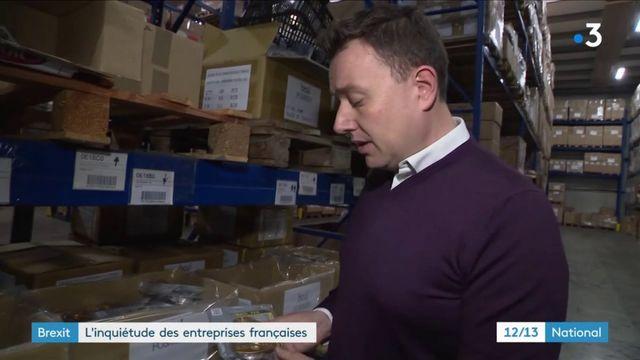 Brexit : les entreprises françaises s'inquiètent