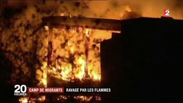 Incendie du camp de Grande-Synthe : le maire refuse de céder à la colère