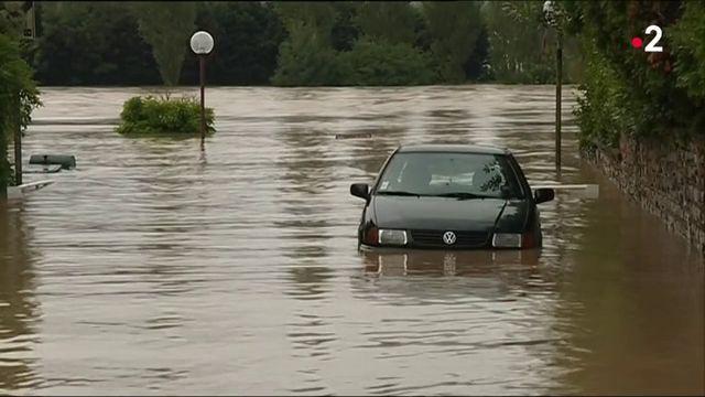 Intempéries : inondations exceptionnelles dans le Béarn