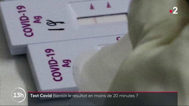 Coronavirus : les résultats des dépistages en moins de vingt minutes ?