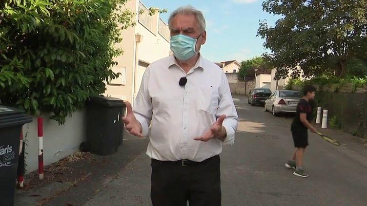 Élections : Champigny-sur-Marne, dernier département encore présidé par un communiste, candidat à sa réélection (France 3)