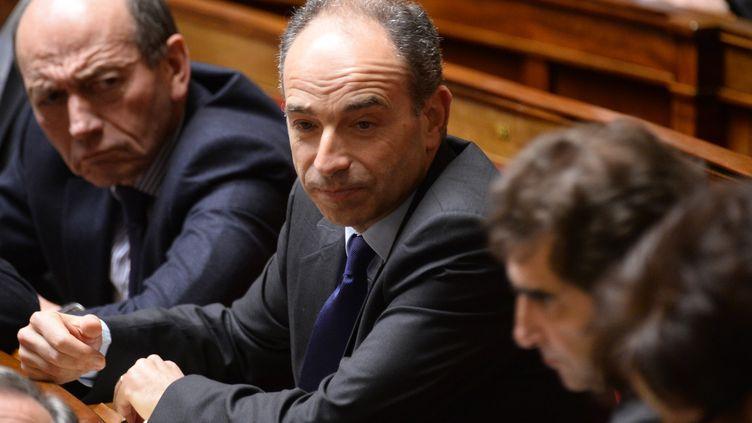 Le député Jean-François Copé (Les Républicains),le 3 février 2015 à Paris. (BERTRAND GUAY / AFP)