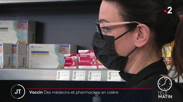 pharmacie vaccin