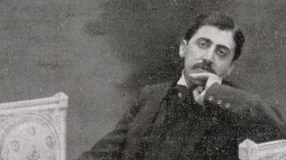 Marcel Proust vers 1900. Photo d'Otto Piron.  (MARY EVANS/SIPA)