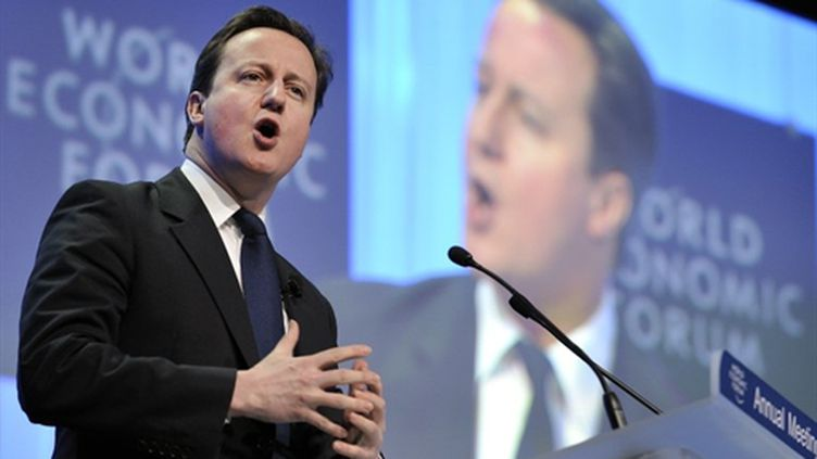 David Cameron (AFP/FABRICE COFFRINI)