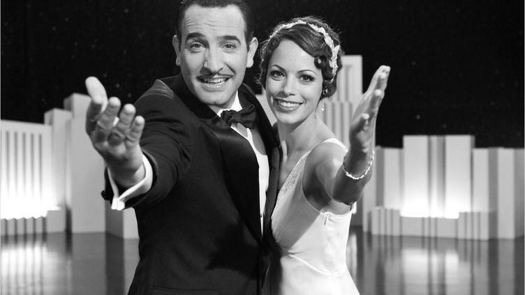 Jean Dujardin et Bérénice Bejo dans The Artist. (WARNER)