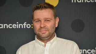 Le journaliste et écrivain Jean-Christophe Buisson. (RADIO FRANCE / JEAN-CHRISTOPHE BOURDILLAT)