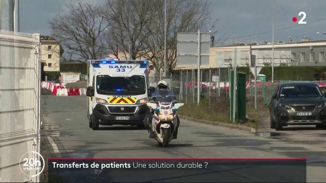 Covid-19 : les transferts de patients suffiront-ils à éviter le reconfinement de l'Île-de-France ?