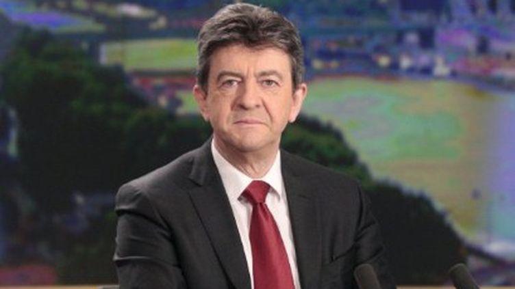 Jean-Luc Mélenchon (AFP)