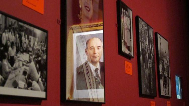 URSS, fin de parti(e), les années Perestroïka 1985-1991. Exposition aux Invalides  (Laurence Houot-Remy)