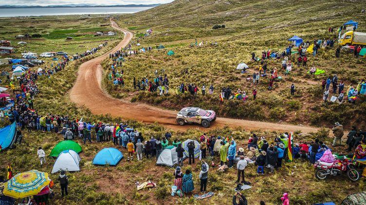 Un Dakar 100% péruvien en 2019 (FRANCOIS FLAMAND / DPPI MEDIA)