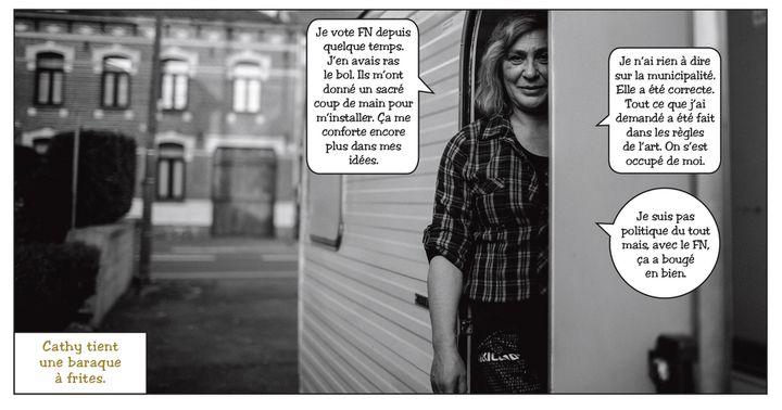 """""""L'illusion nationale"""", page 114  (Vincent Jarousseau / Les Arènes)"""