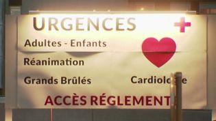Covid-19 : les hôpitaux des Hauts-de-France débordés (FRANCE 2)