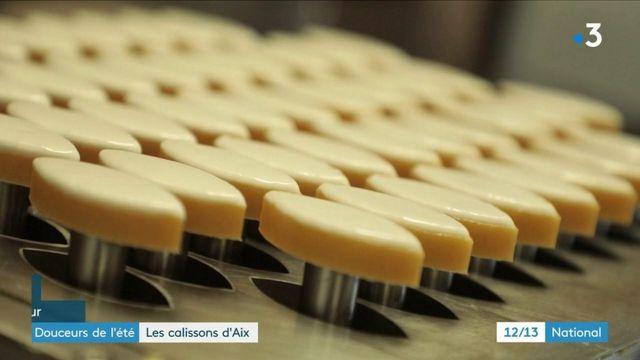Vaucluse : A Aix, les calissons ont toujours la cote