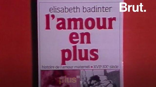 À 74 ans, Elisabeth Badinter, philosophe et essayiste française demeure l'une des figures du féminisme en France.