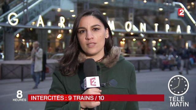 Grève à la SNCF ce jeudi