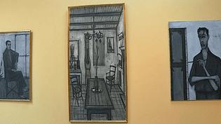 Une vingtaine d'oeuvres de Bernard Buffet rarement exposées au musée Estrine à Saint Remy-de-Provence (Bouches-du-Rhône)  (France 3 / Culturebox )