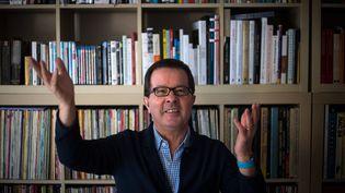 René Martin, directeur artistique de la Folle journée de Nantes (LOIC VENANCE / AFP)