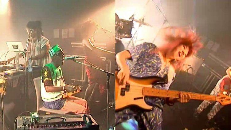 TsuShiMaMiRe et Kondi Band ouvrent la 1ere soirée des Trans Musicales sur le plateau de L'UBU  (France 3 / Culturebox)