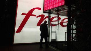(Xavier Niel et Free veulent s'attaquer au marché américain © Maxppp)