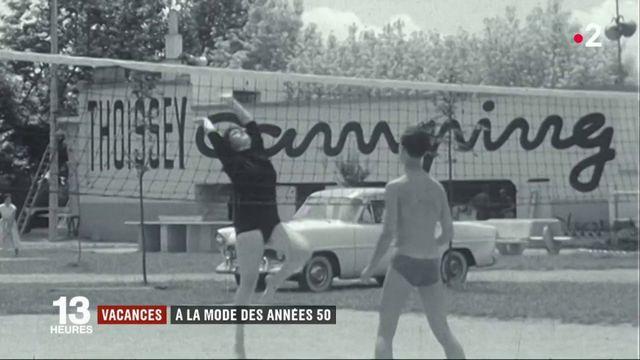 Vacances : à quoi ressemblaient les congés des Français dans les années 1950 ?