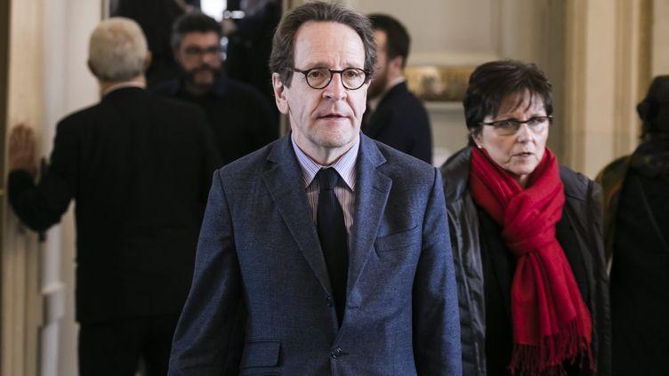 Gilles Le Gendre, à l'Assemblée nationale, le 3 mars 2020. (VINCENT ISORE / MAXPPP)
