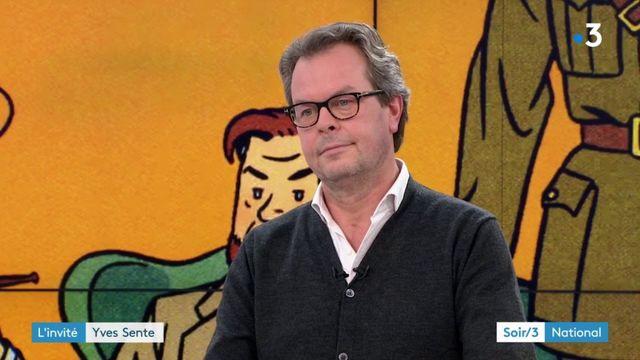 """L'invité culture : Yses Sente, le scénariste de la BD """"Blake et Mortimer"""""""