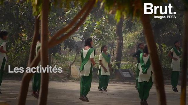 Permettre aux femmes de devenir indépendantes, c'est l'objectif de Pardada Pardadi. En Inde, cette école bouleverse le destin des élèves qui la fréquentent...