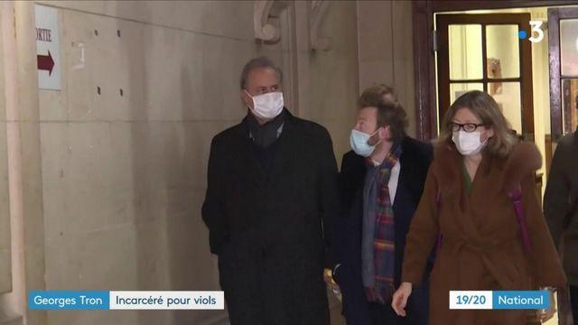 Procès de Georges Tron : le maire de Draveil condamné à cinq ans de prison dont trois ferme pour viol et agressions sexuelles