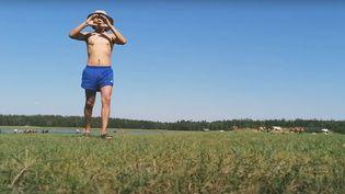 "Une image du documentaire ""Life in a Day 2020"" de Kevin Macdonald. (YOUTUBE ORIGINALS)"