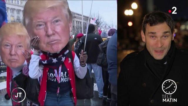 Etats-Unis : un dernier sursaut d'orgueil du camp Trump
